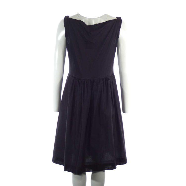 Vivienne Westwood Träger Kleid Gr. 44 in Schwarz (HH) – Bild 2