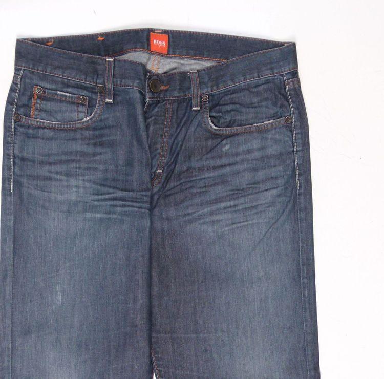 Hugo Boss Jeans Hose W 36 L 34 - 36/34 in Blau (AHB) – Bild 2