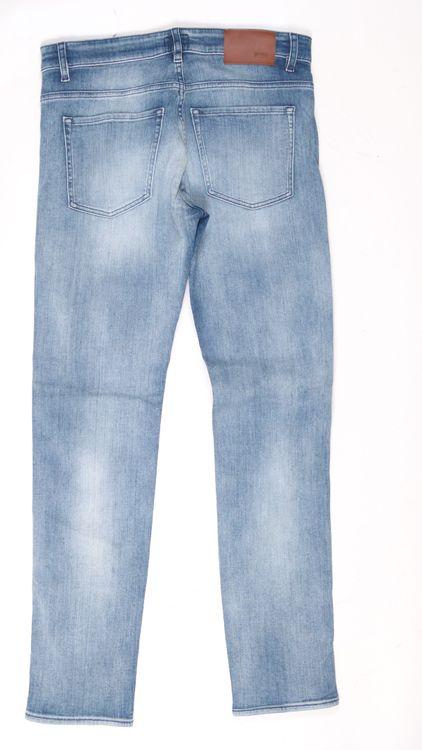 Hugo Boss Jeans Hose W 31 L 32 - 31/32 in Blau (AHB) – Bild 3