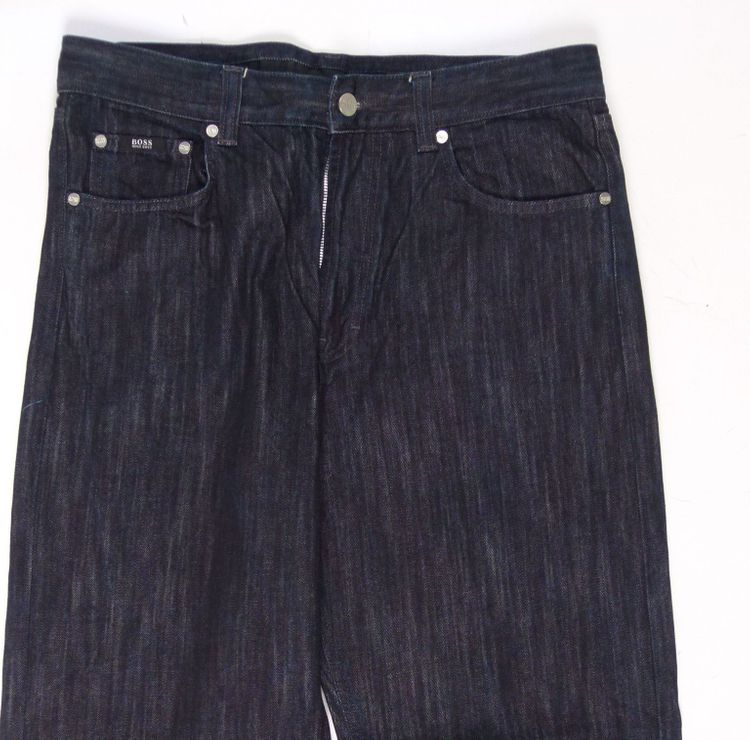 Hugo Boss Jeans Hose W 34 L 32 - 34/32 in Blau (AHB) – Bild 2