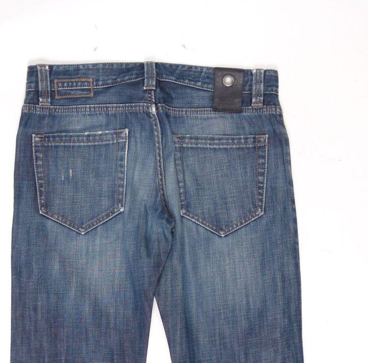 Hugo Boss Jeans Hose W 34 L 32 - 34/32 in Blau (AHB) – Bild 4