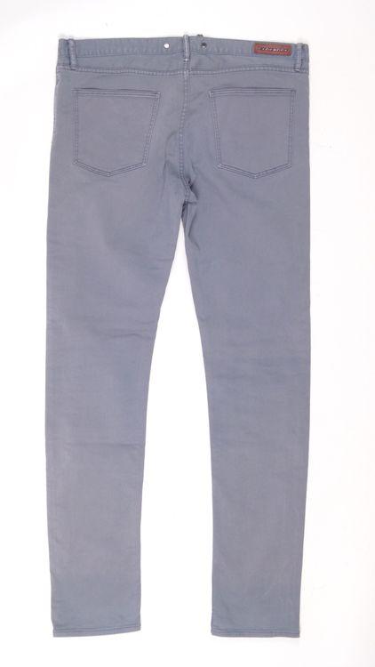 Burberry Jeans Hose W 34 L 32 - 34/32 in Graublau Grau (AHB) – Bild 3