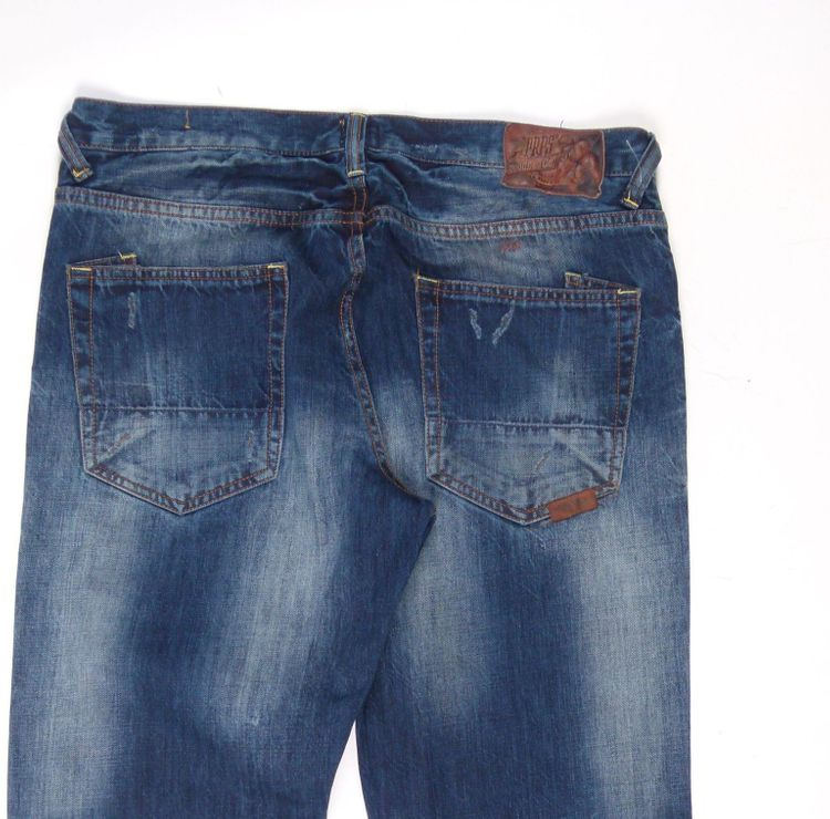 PRPS Jeans Hose W 34 in Blau (AHB) – Bild 4