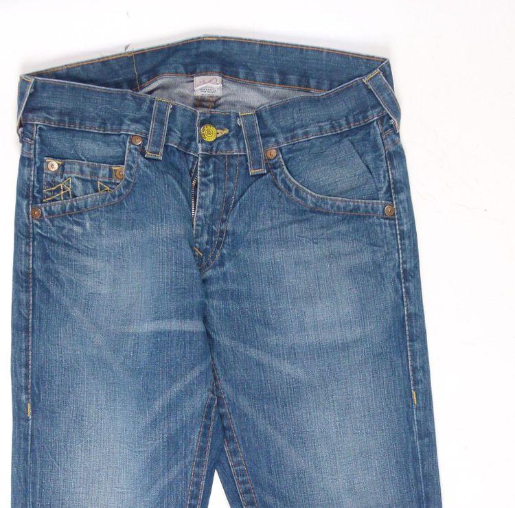 True Religion Jeans Hose W 31 in Blau (AHB) – Bild 2