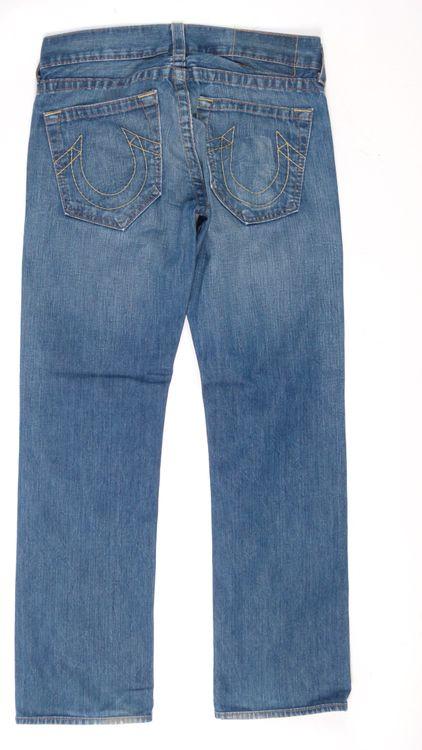 True Religion Jeans Hose W 31 in Blau (AHB) – Bild 3