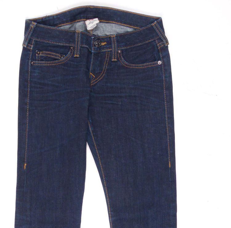 True Religion Jeans Hose W 26 in Blau (AHB) – Bild 2