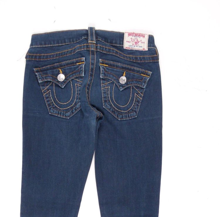 True Religion Misty Jeans Hose W 25 in Blau (AHB) – Bild 4