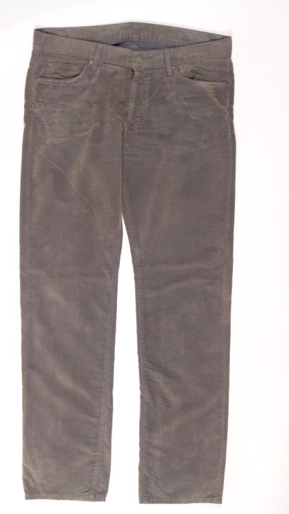 7 Seven for all Mankind Jeans Hose W 36 in Grün Grau (AHB) – Bild 1