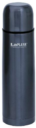 Laplaya High Performance Thermo Edelstahlflasche 0,5L blau