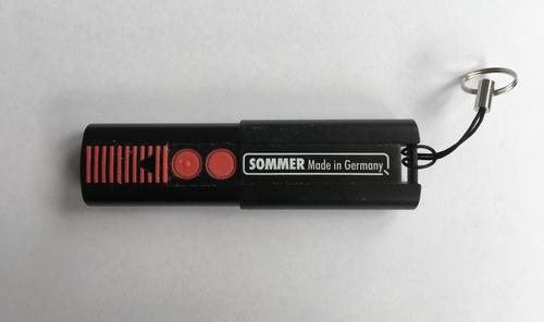 Sommer Handsender 4026 868,8 Mhz 2-Befehl