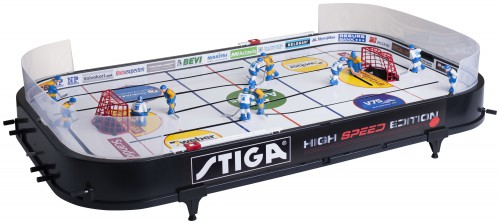 Stiga Eishockey Spiel Hockey High Speed Tischeishockey