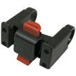 Klickfix Lenker Adapter 22-26mm für Körbe Taschen Bikeantenne Kartenhalter