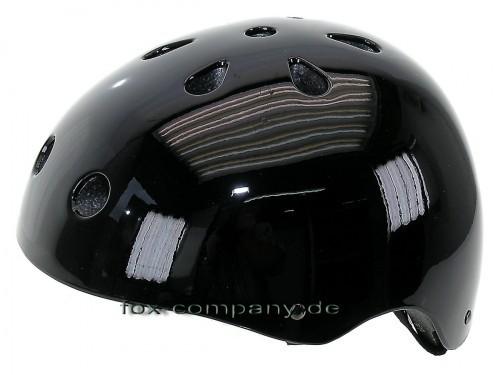 Ventura Freestyle Inline BMX Outdoor Helm schwarz Gr. L – Bild 1