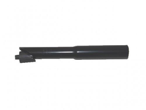 Vorbauverlängerung für Standart Vorbauten CrMo schwarz 22,2 mm