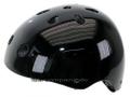 Ventura Freestyle Inline BMX Outdoor Helm schwarz glänzend Gr. M