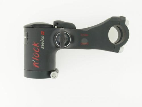 N'Lock Plus Aheadset für 25,4mm Lenker verstellbar mit Schloß – Bild 5