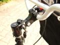 N'Lock Plus Aheadset für 25,4mm Lenker verstellbar mit Schloß