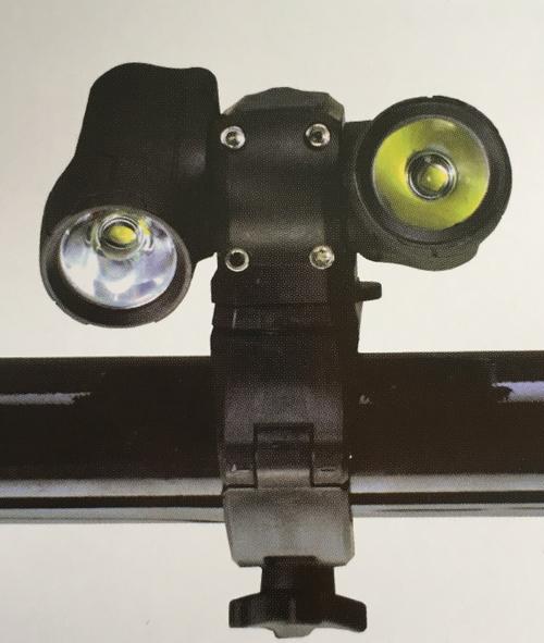 Moon X-Power 1300 Akkulampe LED wasserdichtes Aluminium-Gehäuse – Bild 4