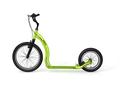 "Yedoo Scooter Rodstr Alu green/black 20""16"" Kickbike Dogscooter Tretroller Erwachsene"