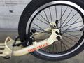 Yedoo Tretroller Friday Alu cream 16 16  Dogscooter Cityroller