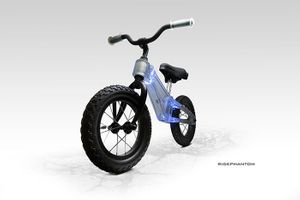 Ridephantom 12  blue Flash Lauflernrad NEUHEIT Pulsar Balance Bike