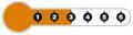 Dexshell Beanie Hat solo wasserdicht neon gelb one size DH372HY