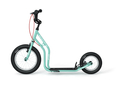 Yedoo New Wzoom 16  12  Tretroller  Turquoise  Kickscooter for cool Girls and Boys