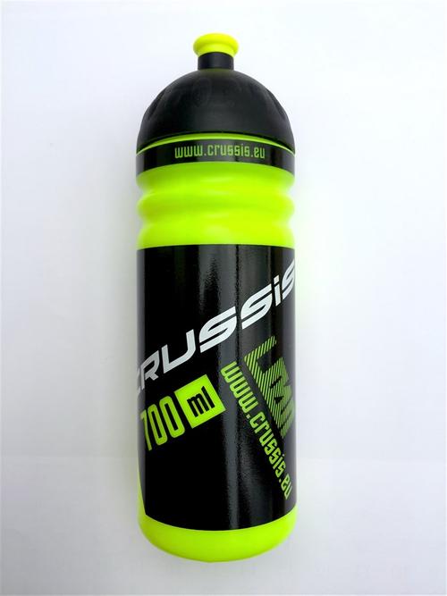 Trinkflasche Bottle Crussis 0,7l Fahrradtrinkflasche 3 Farb Varianten – Bild 2
