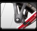 Zefal Deflector RM29 Hinterradschutz für 29  MTB
