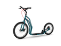 Yedoo New Mezeq Disc petrol-blue Tretroller Dog Scooter mit Scheibenbremsen