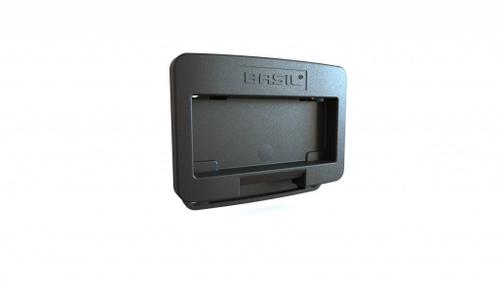 Adapterplatte Basil kompatibel Klickfix-Systeme  – Bild 1