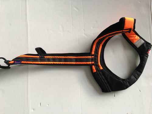 Zero DC Faster Zuggeschirr orange-schwarz – Bild 1
