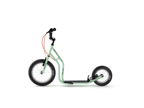 "Yedoo New Wzoom 16"" 12"" Tretroller  Mint  Kickscooter for cool Girls and Boys – Bild 3"