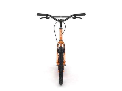 Yedoo Steel 2016 Tretroller orange der Sport Roller für Erwachsene und Kids !Brandneu! – Bild 3