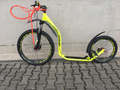 Crussis Cross 6.2 Dogscooter Sonderedition Dog/Mud Version yellow