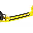 Mibo Klapp Falt Roller Mastr gelb 16/16 Zoll  inkl. Seitenständer