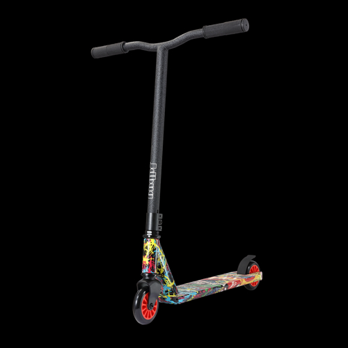 JD Bug 119TC Graffiti Kickscooter Stuntscooter – Bild 2