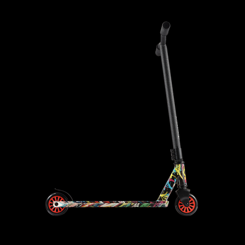JD Bug 119TC Graffiti Kickscooter Stuntscooter – Bild 4