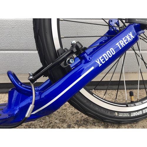 """Yedoo Trexx 26"""" 20"""" Alu Blue Tretroller  Sportroller New – Bild 5"""