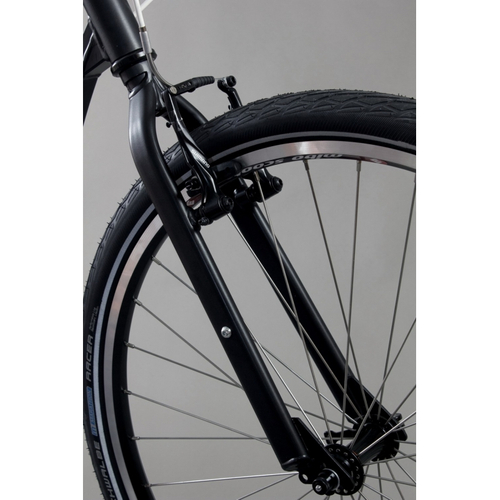 "Mibo Split GT  Klapproller 26"" 20"" black Tretroller – Bild 4"