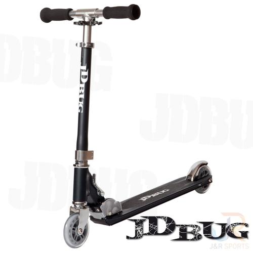 JD Bug original Street Scooter black – Bild 1
