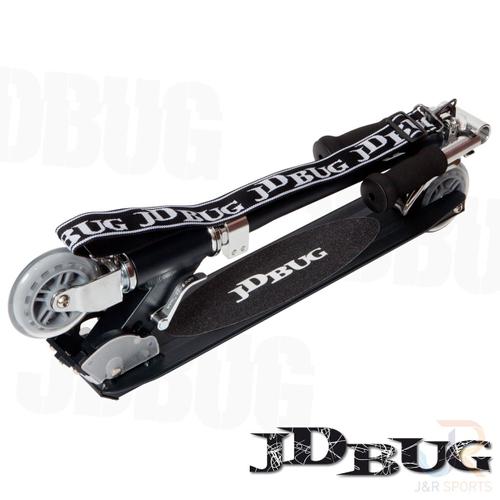 JD Bug original Street Scooter black – Bild 3