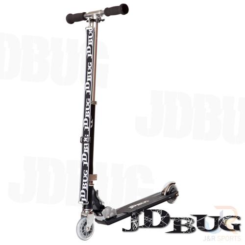 JD Bug original Street Scooter black – Bild 2