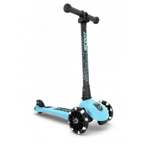 Scoot and Ride Highwaykick 3 klappbar mit LED Räder – Bild 1