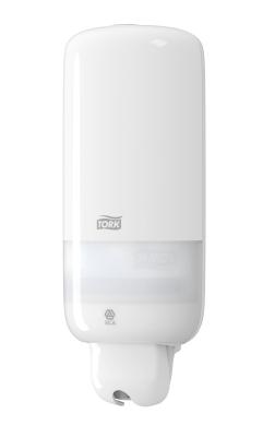 Tork S1/S11 Spender für Flüssig- und Sprayseife Seifenspender System, Designlinie Elevation 001