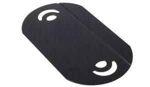 E-Board Flügelbrett lang, Transfer-Rutschbrett, Gleitbrett zum Patiententransfer, 33x75x0,6cm