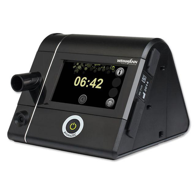 Löwenstein Prisma20C CPAP Gerät zur Behandlung von Schlafapnoe mit Konstantdruck