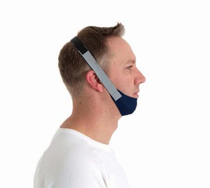 Resmed Kinnband, verhindert das Öffnen des Mundes während der CPAP-Therapie