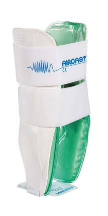 Aircast-Air-Stirrup Schiene (links)