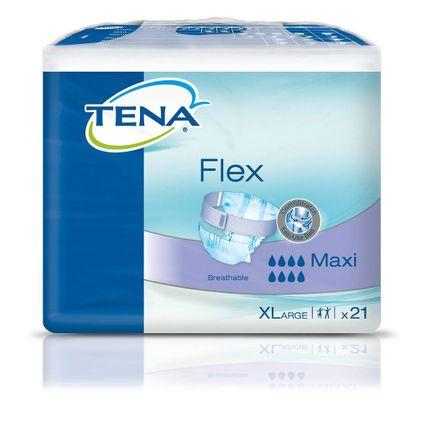 Tena Flex Maxi XL ( 21 Stück ) bei schwerer bis sehr schwerer Blasenschwäche 001